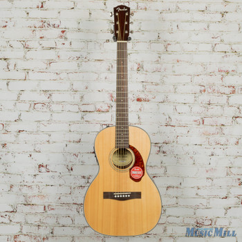 Fender CP-140SE Parlor Acoustic Electric - Natural (DEMO) OI17075265