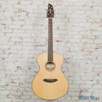 2019 Breedlove Discovery Concert Lefty Spruce/Mahogany w/Bag