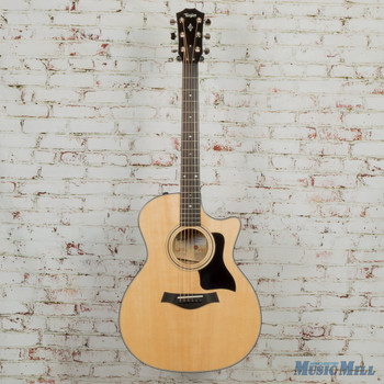 Taylor NAMM Limited Edition 414CE Acoustic Electric Guitar x59142 (USED)