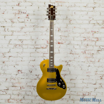 Duesenberg 59er Gold Top Solidbody Electric Guitar