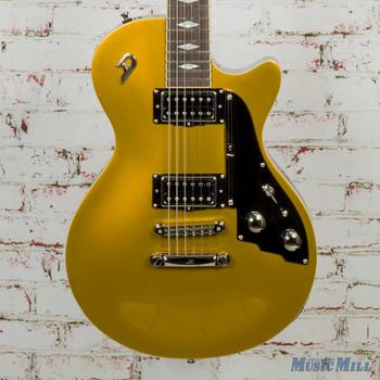Duesenberg 59er Gold Top Solidbody Electric Guitar