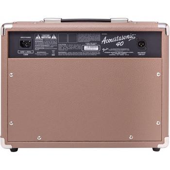 Fender Acoustasonic 40 - 40-watt Acoustic Amp