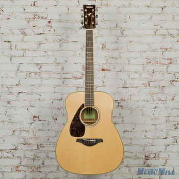 Yamaha FG820 Dreadnought, Left-handed - Natural Guitar x0715