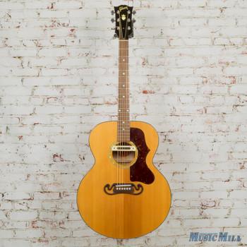 2001 Gibson J-100 XT Jumbo Acoustic w/LR Baggs Pickup w/Gator Padded Case (USED)