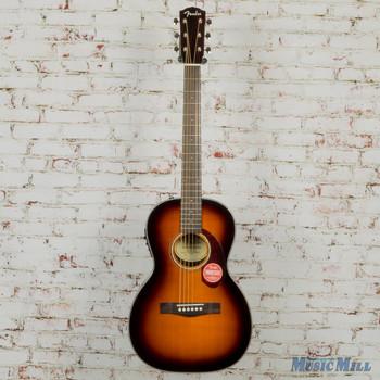 Fender CP-140SE Acoustic Electric Guitar Sunburst (DEMO) OI17050388