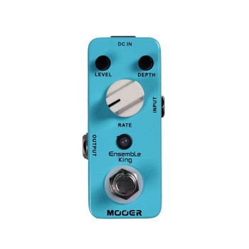 Mooer Ensemble King Analog Chorus Guitar Effects Pedal