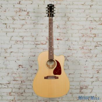 2019 Gibson Acoustic J-45 M Mahogany - Antique Natural + FREE HOODED SWEATSHIRT