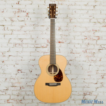 2019 Martin OM-28 Modern Deluxe - Natural x8929