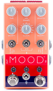 Chase Bliss Audio MOOD Granular Micro Looper/Delay Pedal