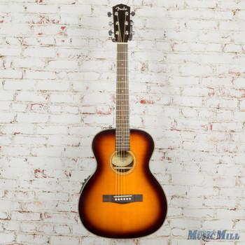 Fender CT-140SE Acoustic Electric Guitar Sunburst OI17090008(DEMO)