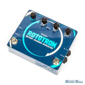 Rototron Analog Rotary Speaker Simulator Pedal (USED)