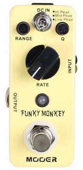 Mooer Audio Funky Monkey Auto-Wah Pedal