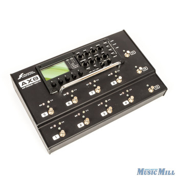 Fractal AX8 Amp Modeler Multi-Effects Pedalboard (USED)