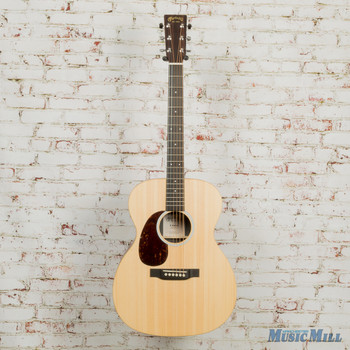 Martin 000X1ae Left Handed Acoustic Electric Guitar x7731