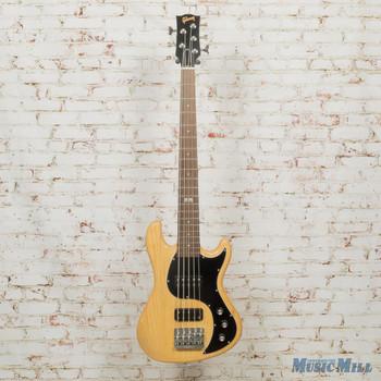2014 Gibson EB Bass 5-String - Natural Gloss
