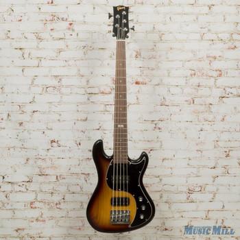 2014 Gibson EB Bass Guitar 5 String Fireburst x7224