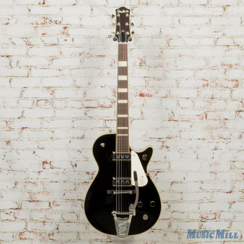 Gretsch G6128T-53 Vintage Select '53 Duo Jet Bigsby Black x1502