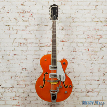 Gretsch G5420T Electromatic Single Cutaway Hollow Body with Bigsby Orange Stain