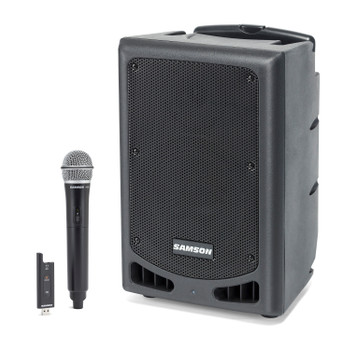 Samson Expedition XP208w Rechargeable PA System