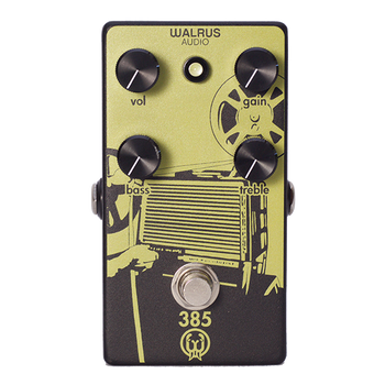 Walrus 385 Overdrive Pedal
