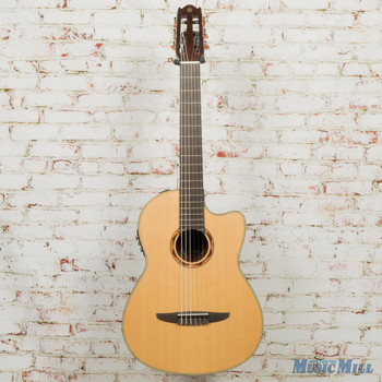 Yamaha NCX900R NCX Acoustic-Electric Nylon String Classical Guitar