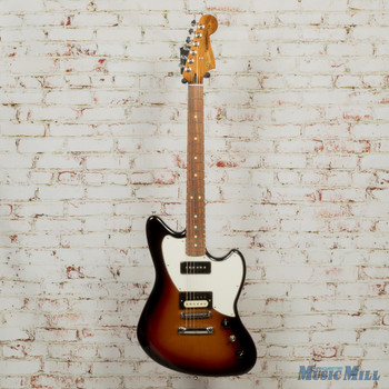 Fender Alternate Reality Powercaster - Pau Ferro - 3-Color Sunburst