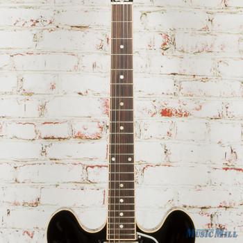 2006 Gibson Memphis Custom Shop Roy Orbison 335 - Antiqued Ebony (USED)