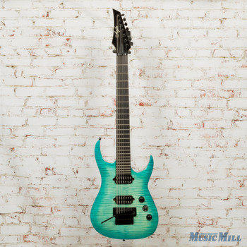 2016 Agile Septor 7-String Ocean Burst Electric Guitar (USED)