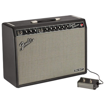 Fender Tone Master Deluxe Reverb Combo Amp