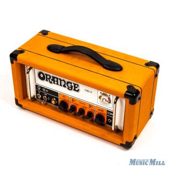 Orange OR15 Tube Guitar Head (USED)