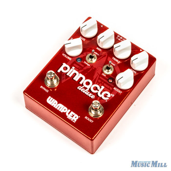 Wampler Pinnacle Deluxe V2 Distortion (USED)