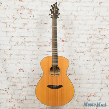 Breedlove B-Stock Oregon Series Concert E Acoustic Spruce-Myrtlewood w/OHSC x0814