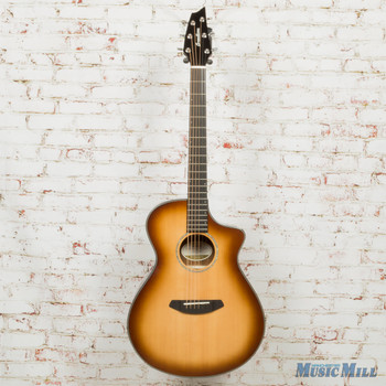 2018 Breedlove B-Stock Pursuit Exotic Concert Sitka-Ovangkol Copper CE w/Bag x8820