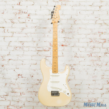"""1983 Fender USA """"Dan Smith"""" 2-Knob Stratocaster Cream w/HSC (USED)"""