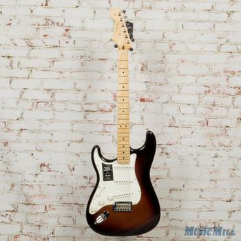 Fender Player Stratocaster Maple Fingerboard Left-Handed Electric Guitar 3-Color Sunburst x9750