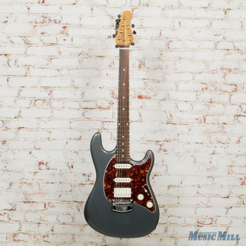 Ernie Ball Music Man Cutlass RS HSS - Charcoal Frost with Rosewood Fingerboard