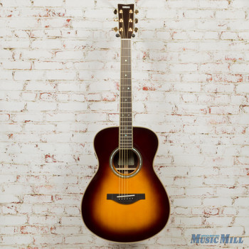 Yamaha LSTA TransAcoustic Acoustic Electric Brown Sunburst x0087