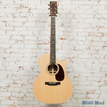 Martin GPC-16E Acoustic-Electric Natural x4758