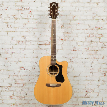Guild D-150CE GAD Dreadnought Acoustic-Electric Guitar w/HSC (USED)
