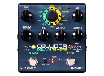 Source Audio One Series Collider Stereo