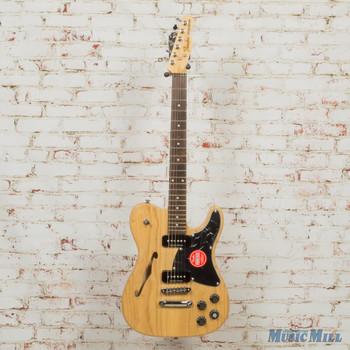 2019 Fender Jim Adkins JA-90 Telecaster Thinline Natural DEMO icf19000705