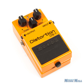 Boss DS-1 Distortion Pedal Alchemy Audio Modified (USED)