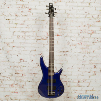 1997 Ibanez SR-405 5-String Bass Cobalt Blue (USED)