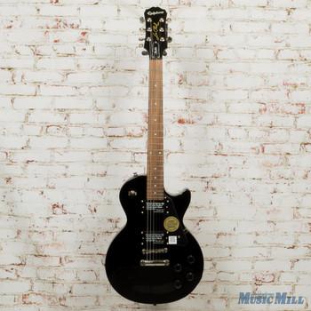 2019 Epiphone Les Paul Studio Electric Guitar Ebony
