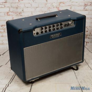 Mesa Boogie Lonestar 2x12 100-Watt Combo Blue Tolex (USED)