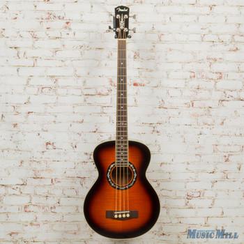 Fender T-Bucket Grand Concert Acoustic-Electric Bass Sunburst (USED)