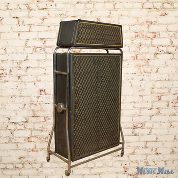 Vintage '60s Vox Super Beatle Head and Cab Model V1141 (USED)
