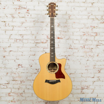 2011 Taylor 816ce Grand Symphony Acoustic-Electric Guitar Natural (USED)
