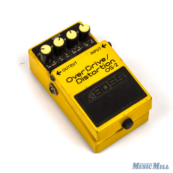Boss OS-2 Overdrive / Distortion Pedal (USED)