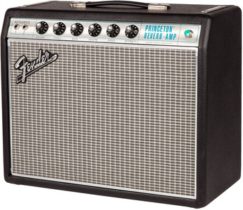 "Fender Vintage Modified Series '68 Custom Princeton Reverb Guitar Amplifier with 10"" Speaker"